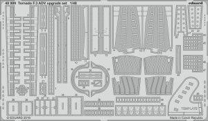 Eduard 48989 Tornado F.3 ADV upgrade set 1/48 EDUARD