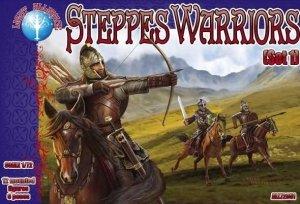 Dark Alliance 72051 Steppes Warriors 1/72