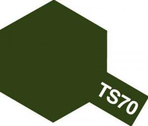 Tamiya TS70 Olive Drab (85070)