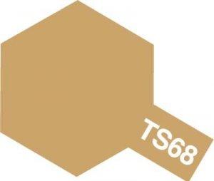 Tamiya TS68 IJN Wooden Deck Tan (85068)