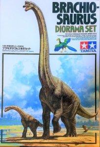 Tamiya 60106 Brachiosaurus Diorama Set