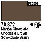 Vallejo 70872 Chocolate Brown (149)