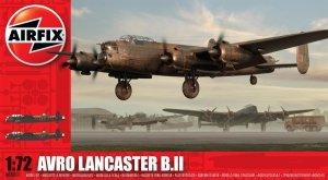 Airfix 08001 Avro Lancaster B.II 1/72