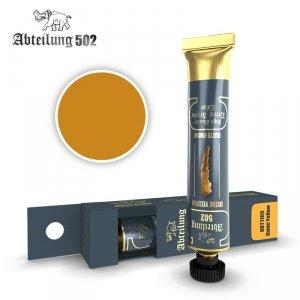 502 Abteilung ABT1109 Oxide Yellow