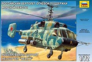 Zvezda 7221 Ka-29 (1:72)