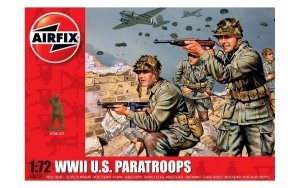 Airfix 00751 WWII U.S. Paratroops (1:72)