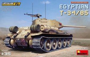 MiniArt 37071 EGYPTIAN T-34/85. INTERIOR KIT 1/35