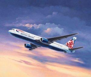 Revell 03862 Boeing 767-300ER British Airways Chelsea Rose 1/144