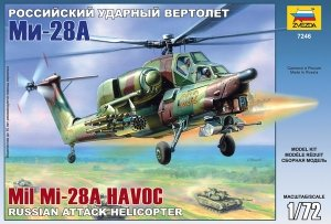 Zvezda 7246 Mi-28A (1:72)