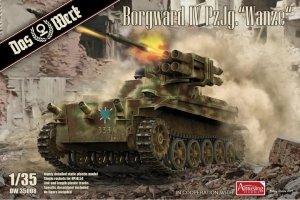 Das Werk DW35008 Borgward IV PzJg. Wanze 1/35