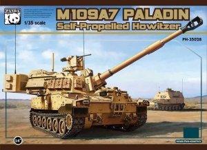 Panda Hobby 35028 M109A7 Paladin 1/35