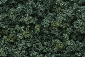 Woodland Scenics WFC136 Medium Green Underbrush (412cm3)