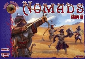 Dark Alliance 72048 Nomads Set 1 1/72