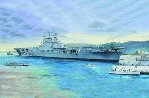Trumpeter 03712 USS Enterprise CV-6 1/200