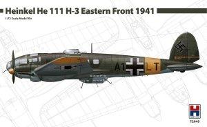 Hobby 2000 72049 Heinkel He-111H-3 Eastern Front 1941 1/72