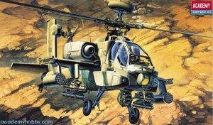 Academy 12262 AH-64A APACHE (1:48)