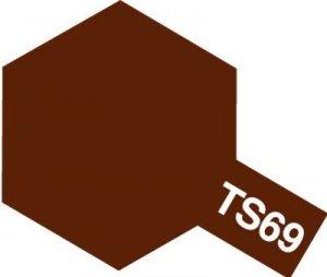 Tamiya TS69 Linoleum Dark Brown (85069)