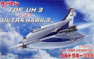 Fujimi 091570 TDF UH-3 ULTRA HAWK 3 1/72