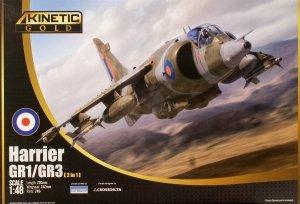 Kinetic K48060 Harrier GR1/GR3 1/48
