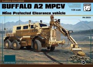 Panda Hobby 35031 Buffalo A2 MPCV Mine Protected Clearance vehicle (1:35)
