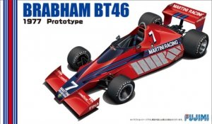 Fujimi 091853 Brabham BT46 1977 Prototype 1/20