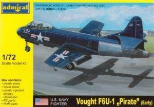 Admiral ADM7211 VOUGHT F6U-1 PIRATE EARLY (1:72)