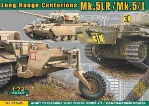 ACE 72428 Long Range Centurions Mk.5 1:72