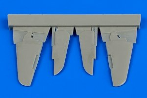 Aires 7335 Yak-3 control surfaces 1/72 Zvezda