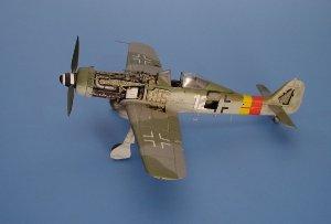 Aires 4019 Focke-Wulf Fw 190D detail set 1/48 Tamiya