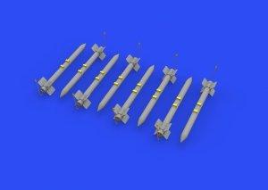 Eduard 632154 HVAR rockets 1/32