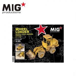 MIG Productions MP35-265 WHEEL LOADER MIDDLE EAST, EUROPE, AFRICA… (CIVIL VERSION) 1/35