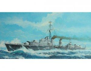Trumpeter 05758 Tribal-class destroyer HMS Zulu (G18)1941 1/700