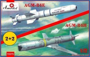 A-Model 72375 A-Model 72375 AGM-84E & AGM84H 1/72