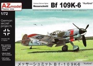 AZmodel AZ7600 Bf-109K-6 Kurfurst 1/72