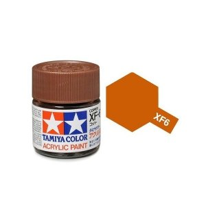 Tamiya 81306 Acryl XF-6 Copper 23ml