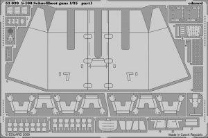 Eduard 53039 S-100 Schnellboot guns ITALERI 1/35