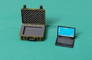Eureka XXL E-059 E-059 — Military Laptop Case & Laptop 1/35