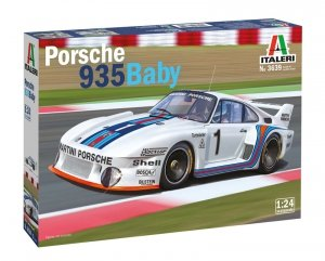 "Italeri 3639 Porsche 935 ""Baby"" (SUPER DECALS SHEET) 1/24"
