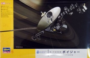 Hasegawa SW02 Unmanned Space Probe VOYAGER