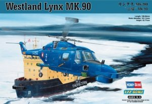 Hobby Boss 87240 Royal Danish Navy Lynx MK.90 (1:72)