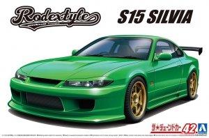 Aoshima 06148 Rodextyle S15 Silva '99 1/24