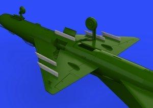 Eduard 672184 MiG-21MF pylons EDUARD 1/72