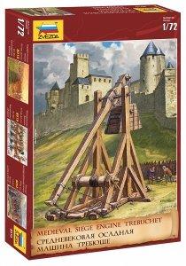 Zvezda 8516 Medieval Trebuchet 1/72