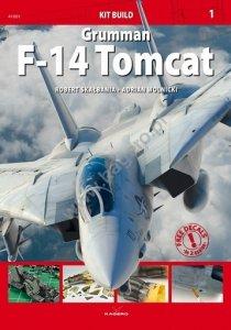 Kagero 41001 Grumman F-14 TOMCAT EN/PL