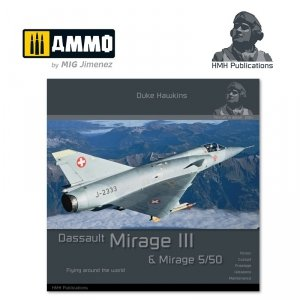 HMH Publications DH-013 Mirage III (English VErsion)