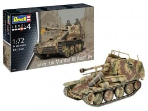 Revell 03316 Sd.Kfz.138 Marder III Ausf.M 1/72