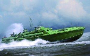 Merit 64802 U.S. Navy Elco 80 Motor Patrol Boat Early Type (1:48)