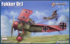 I Love Kit 62403 Fokker Dr.I 1/24