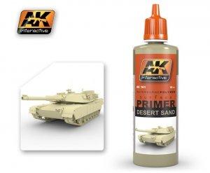 Ak Interactive AK 181 Desert Sand Primer 60ml