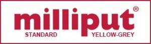 Milliput ML001 Epoxy Putty Standard Yellow-Grey Milliput (113.4g)